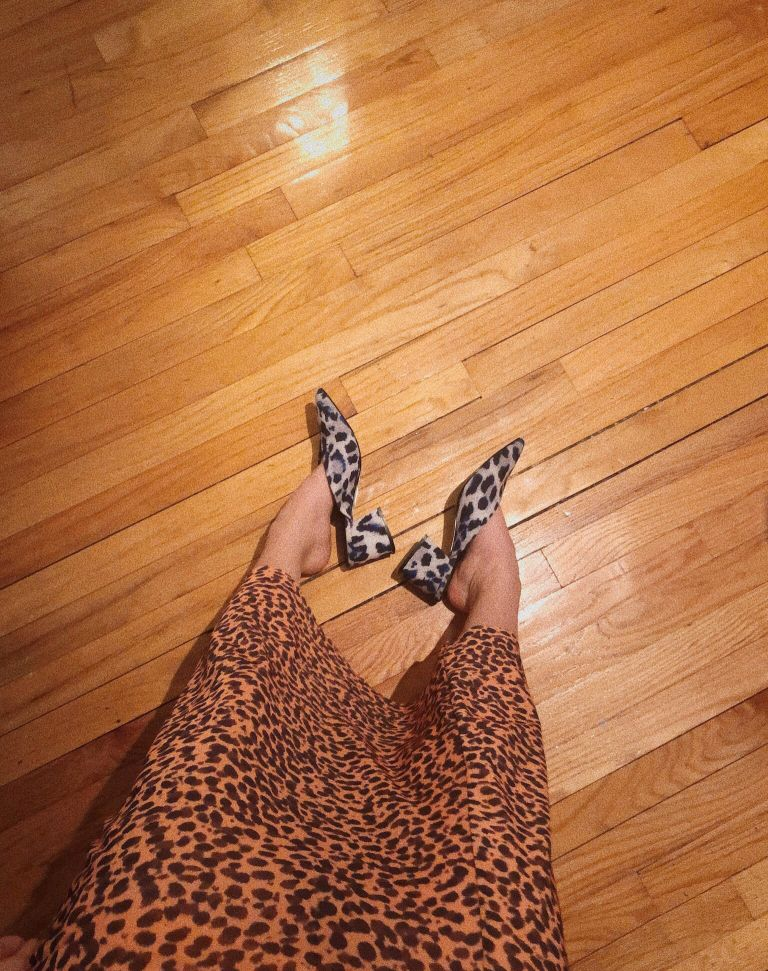 leopard print